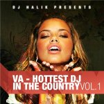 DJ Halik Presents - Tha Hottest DJ In The Country Vol. 1
