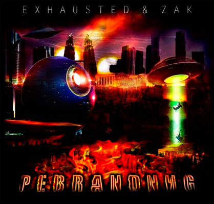 Exhausted feat. Zak - РеBRANDинг (2012)