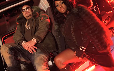 Fat Joe, Remy Ma, French Montana, Infared - All The Way Up