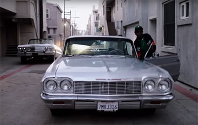 Curren$y - Grand Theft Auto
