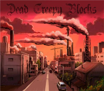 D.C. Bastards - Dead Creepy Blocks
