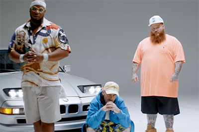 Action Bronson, Big Body Bes - Durag vs Headband