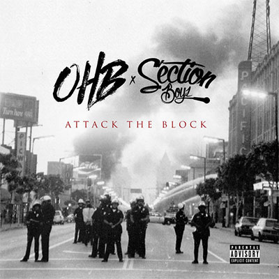 Chris Brown, OHB, Section Boyz - Attack The Block
