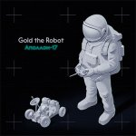 Gold the Robot - Аполлон-17