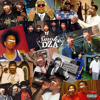 Smoke DZA - Cuz I Felt Like It Again