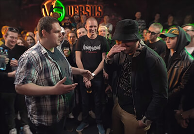 VERSUS: FRESH BLOOD 4. Round 1: Пиэм VS N'rage