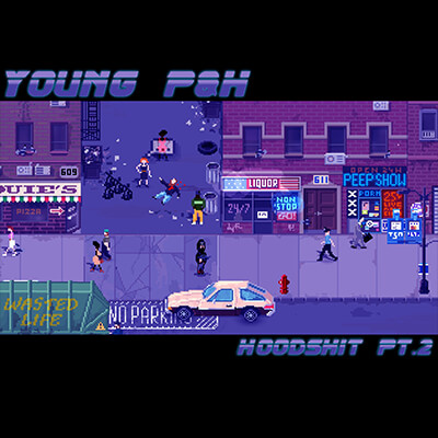 Young P&H - HOODSHIT PT.2
